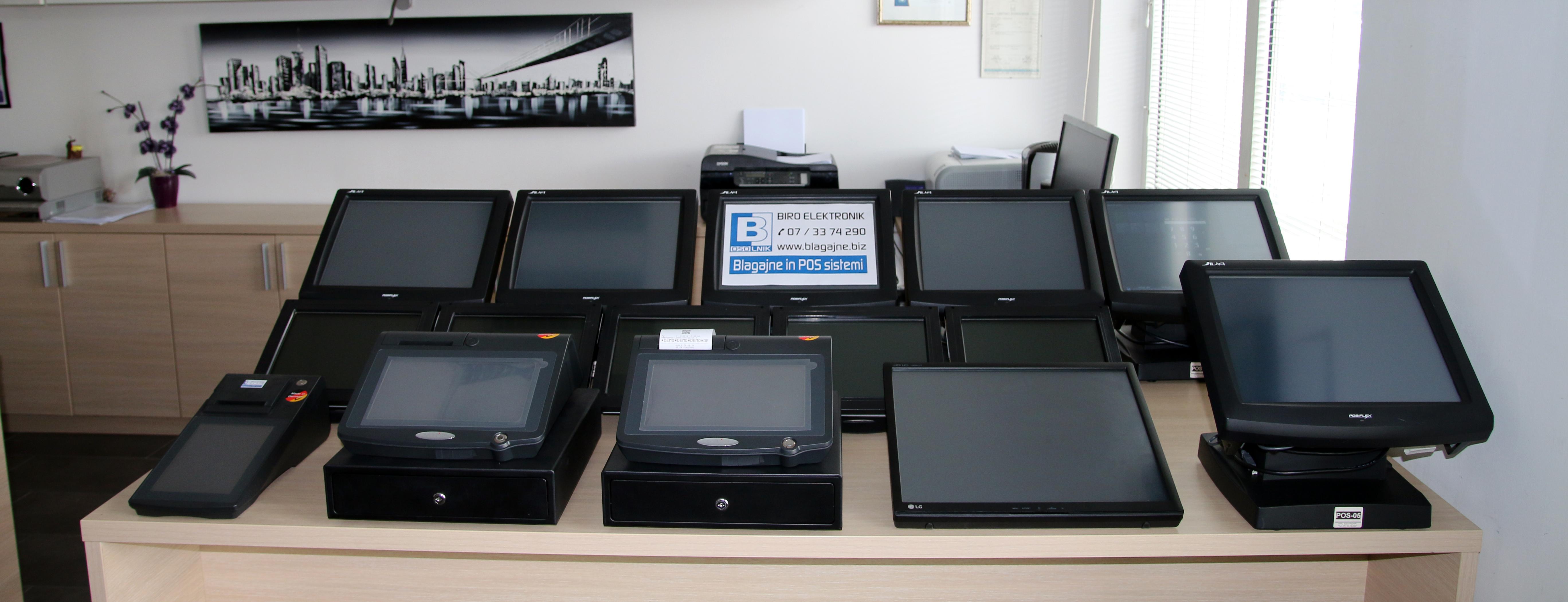 Računalniške davčne blagajne